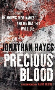 johnathan hayes precious blood